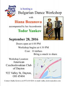 Iliana Workshop